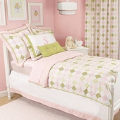 Ivy League Pink Bedding Collection