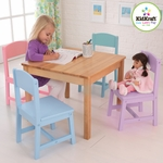 Kidkraft Seaside Table & Chair Set