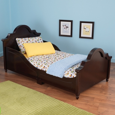 Kidkraft Toddler Bed in Espresso - Click to enlarge