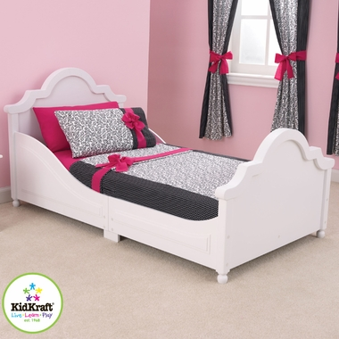Kidkraft Toddler Bed in White - Click to enlarge
