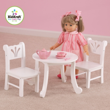 Lil Doll Table and Chair Set by KidKraft