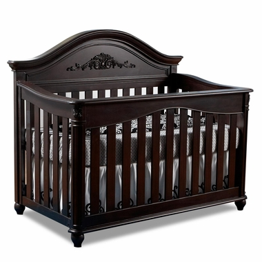 Mocacchino Gardena Forever Crib by Pali - Click to enlarge