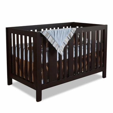 Mocacchino Imperia 4 in 1 Convertible Forever Crib by Pali