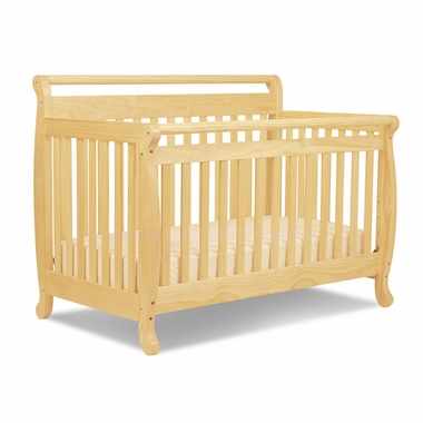 Natural Emily 4 in 1 Convertible Crib by DaVinci - Click to enlarge