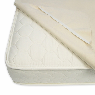 Natural Organic Cotton Twin Protector Pad by Naturepedic