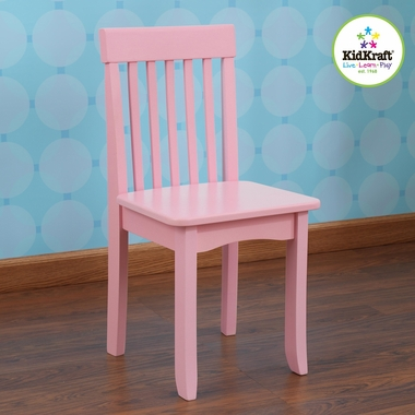 Pink Avalon Chair by KidKraft - Click to enlarge
