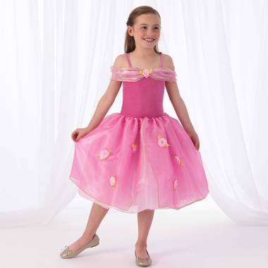 Kidkraft Pink Rose Princess Costume in X Small - Click to enlarge