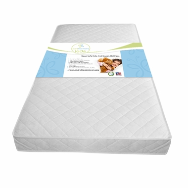 Pure Harmony Sleep Safe Kids Coil Queen Mattress