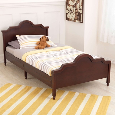 Kidkraft Raleigh Twin Bed in Espresso - Click to enlarge