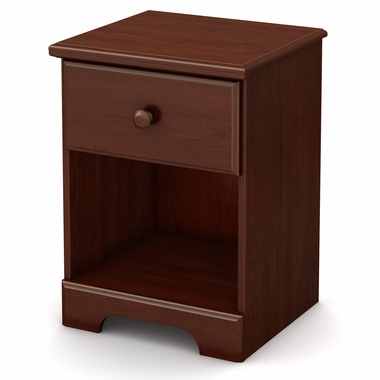 Royal Cherry Summer Breeze 1 Drawer Night Stand by South Shore - Click to enlarge