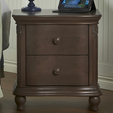 Slate Gardena Nightstand by Pali - Click to enlarge