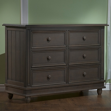 Slate Marina Double Dresser by Pali - Click to enlarge