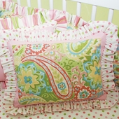 Spring Paisley Bedding Collection