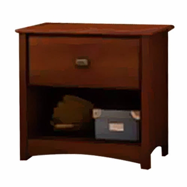 Sumptuous Cherry Willow Traditional Nightstand by SouthShore - Click to enlarge