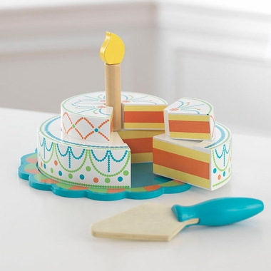 Kidkraft Tiered Celebrations Cake in Brights - Click to enlarge