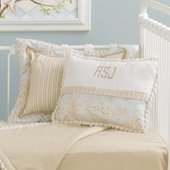 Toile Blue Bedding Collection