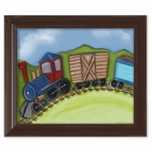 Trains Wall Art Collection