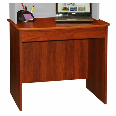 Utica Lofts 1 Drawer Desk by Berg Furniture