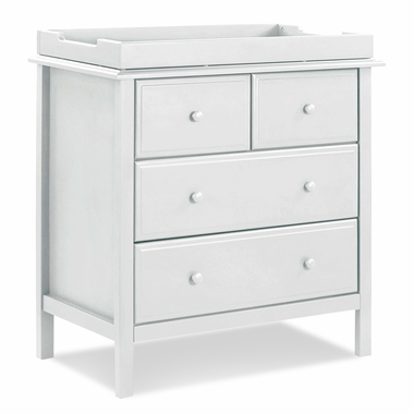 White Autumn Changer Dresser by DaVinci - Click to enlarge