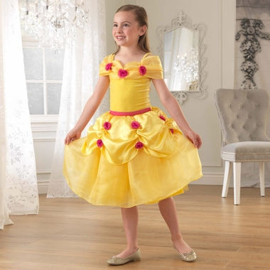 Kidkraft Yellow Rose Princess Costume in Medium - Click to enlarge