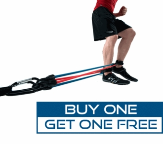 Buy 1 Get 1 Free! Fast Abs Pack Agility Trainer