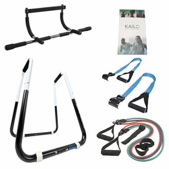 Complete Kailo DVD and Home Gym Package