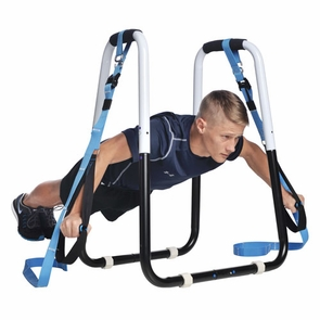 Dip Bar Fitness Station And Suspension Trainer Home