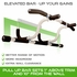 Elevated Doorway Pull Up Bar