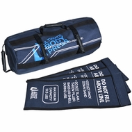 Exercise Sandbag with Filler Bags: 15-40lbs