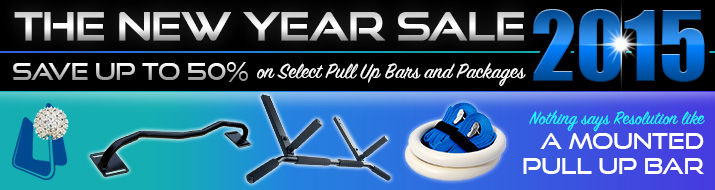 The New Year Sale 2015  with Savings Up to 50% on Select Mounted Bars