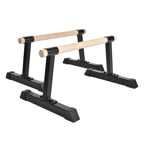 Wood Bar Parallettes 12 Quot Tall 1 Pair