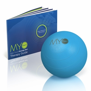 "Myofoam Deep Tissue Trigger Point Massage 5"" High Density Mobility Ball"