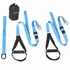 Power Tower Dip Station, Pull Up Bar & Suspension Trainer Package Deal