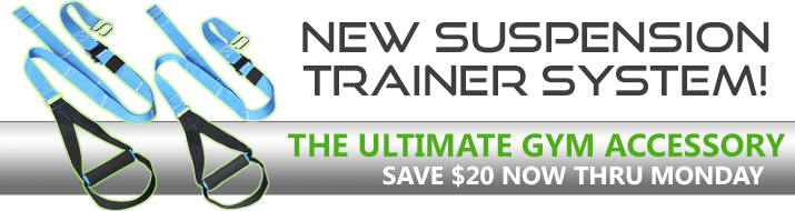 the new Suspension Trainer Strap System