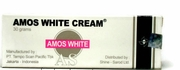 Amos White Cream 30 Grams
