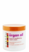 Cantu Argan Oil Leave In Conditioning Repair Cream 16oz