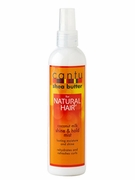 Cantu Natural Hair Shea Butter  Coconut Milk Shine And Hold Mist 8 oz