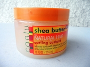 Cantu Natural Hair Shea Butter Curling Custard 12 oz