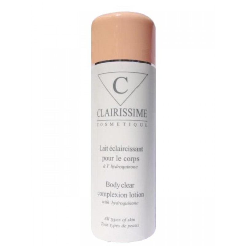 Clairissime Body Clear Complexion Lotion Skin Lightener