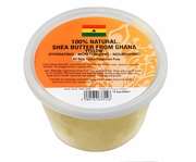 Ghana Natural Shea Butter Whipped - Yellow 10.5 oz