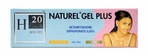 H20 Naturel Tube Gel Plus 60 g