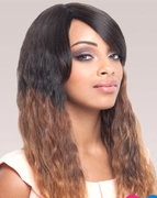 JANET COLLECTION BRAZILIAN S/FRENCH WIG 20""