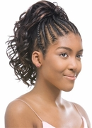MODEL MODEL Drawstring PonyTail Florenteen