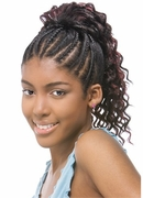 MODEL MODEL Drawstring PonyTail Modesteen