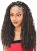 Model Model Glance Braid BRAZILIAN CURL