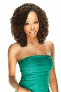 Model Model Remist Indian Remy Jerry Curl Human Hair Wet & Wavy 4pc