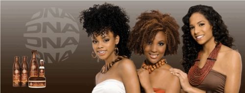MY DNA HAIR PRODUCTS