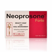 Neoprosone Forte Beauty Soap With Dual Nourishment 2.82oz