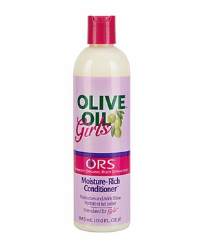 ORS Olive Oil Girls Moisture Rich Conditioner 13 oz
