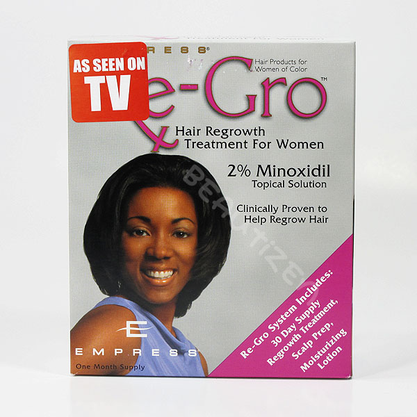 RE-GRO HAIR REGROWTH TREATMENT